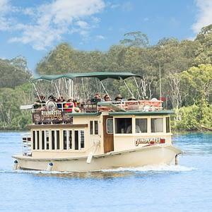 Burnett River Cruises Bundy Belle