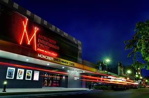 Moncrieff Entertainment Centre Bundaberg