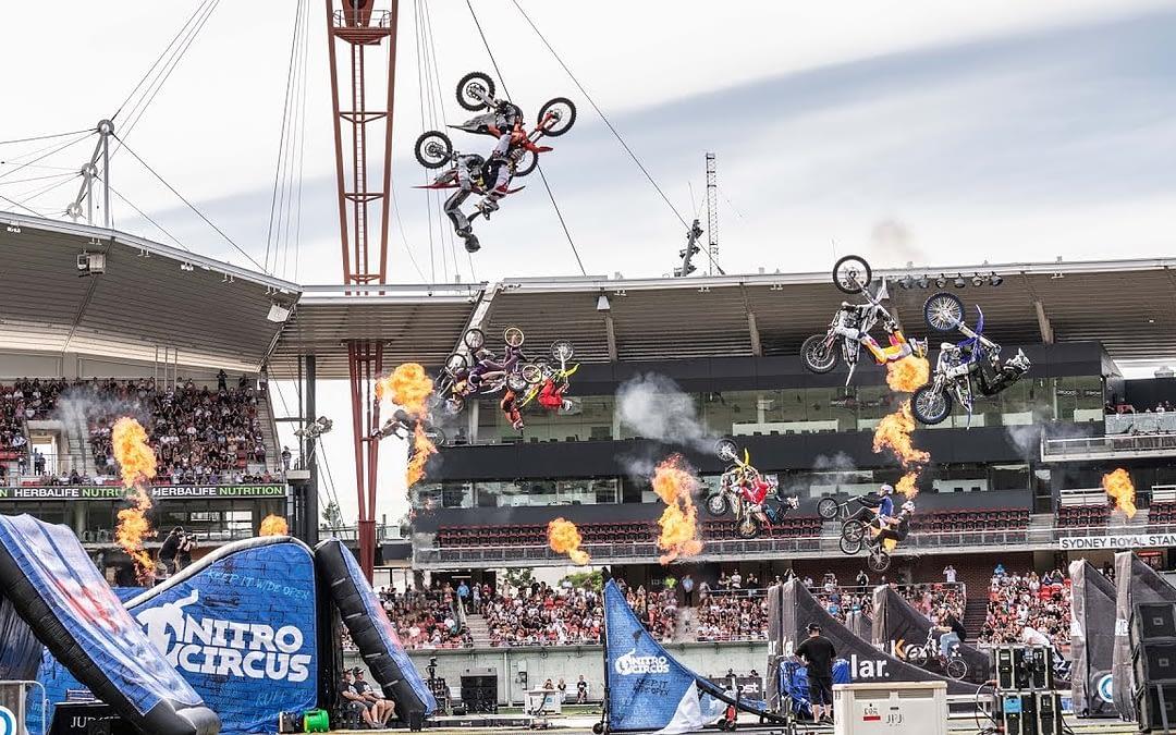 Nitro Circus Tour – Bundaberg 2020