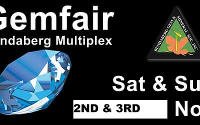 Bundaberg Gemfair 2019