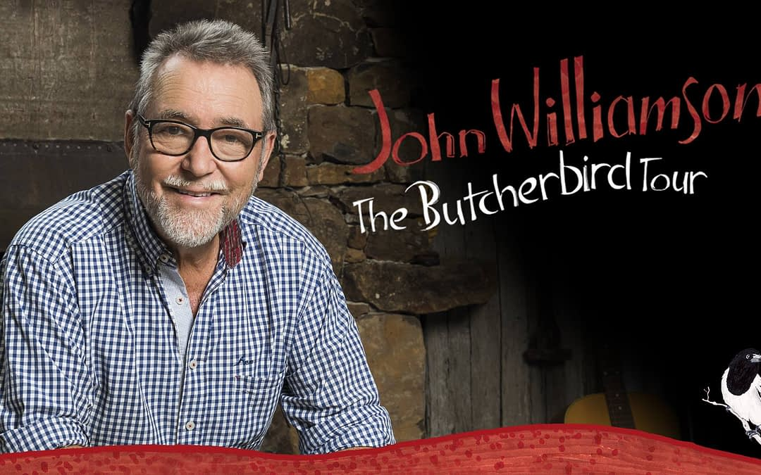John Williamson – The Butcherbird Tour