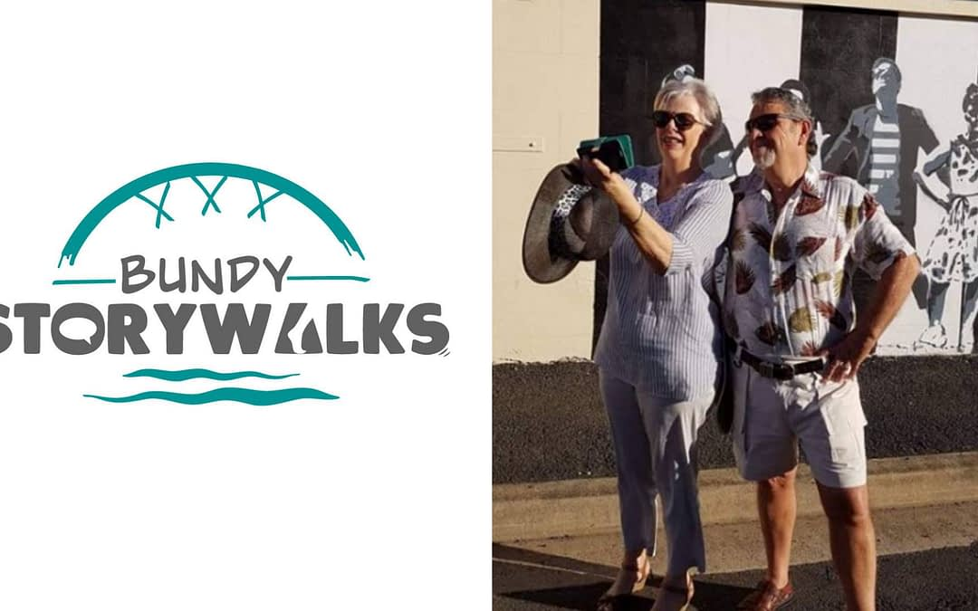Bundy StoryWalks – Taste Bundaberg Festival 2019
