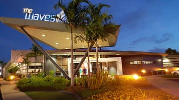 The Waves Sports Club Bundaberg
